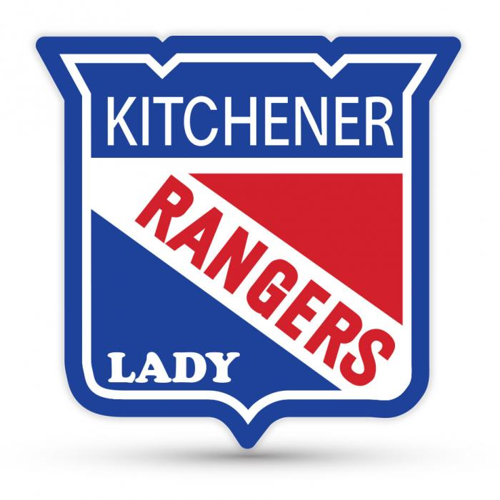 Kitchener Lady Rangers logo