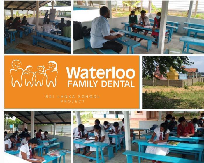 Sri Lanka School project